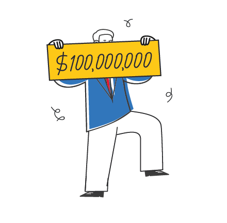 ¿Cuáles son los premios de Lotto América?