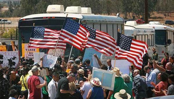 Americanos enojados por premios en manos de extranjeros